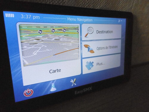 GPS EasySMX 84H-3