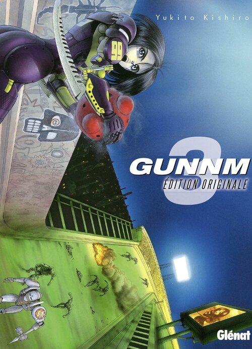 Gunnm - Tome 03 - Yukito Kishiro