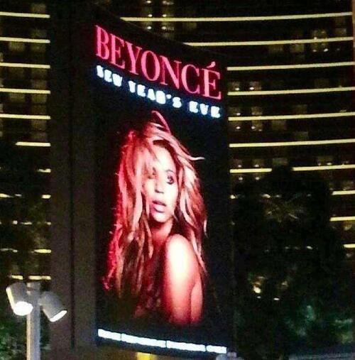 """Billboard concert fin d'année à l'hôtel """"Wynn Las Vegas"""""""