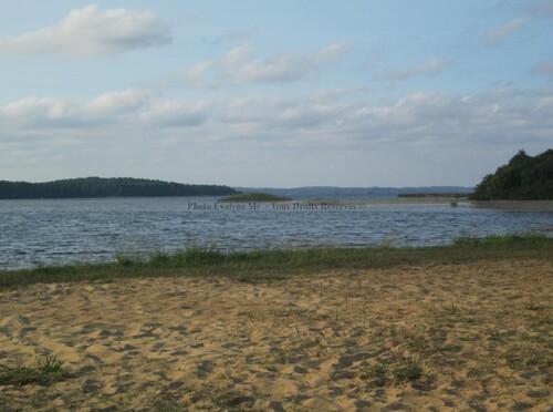 Balade vers le lac de Mimizan-Aureilhan