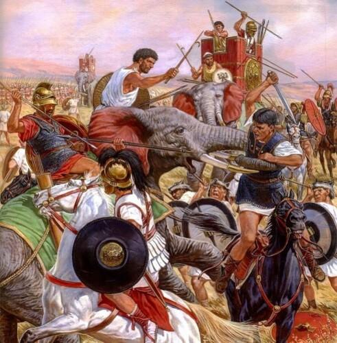 mercenaire carthaginois