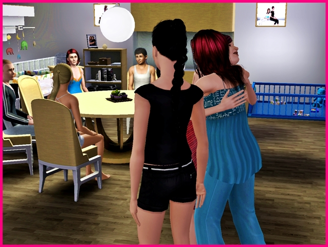 Chapitre 54 ( partie 2 ) : naissance ou complications ?