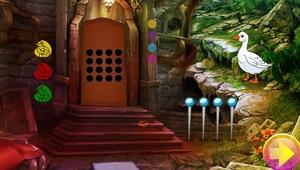 Jouer à G4K Mystical forest cave escape