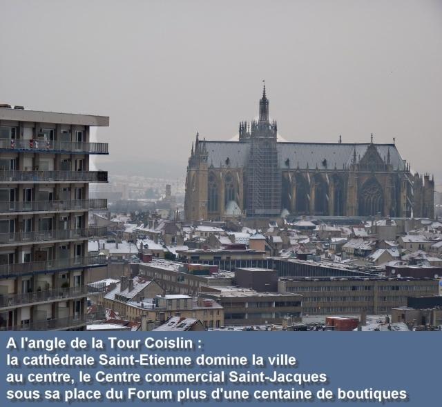 Vue aérienne de Metz janvier 19 09 01 2010