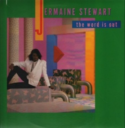 Jermaine Stewart - The Word Is Out - Complete LP