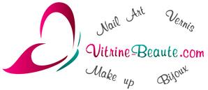 Stickers intégraux Vitrine Beauté