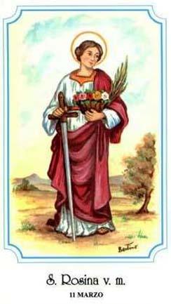 Sainte Rosine