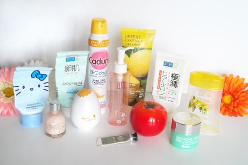 Laeti Beauty, Blog Beauté, Produits terminés, Cosmétiques asiatiques, Soins visage