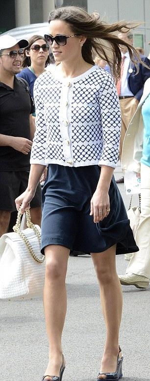 Pippa à Wimbledon