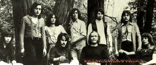 PRÉSENCE (1970-1974)