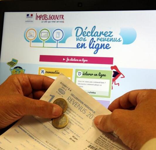 L'année dernière, les impôts des particuliers ont nécessité l'envoi de 126millions de plis postaux pour un total de 56,7 M€.