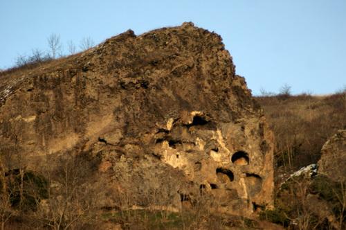 Randonnée .Les Grottes de Perrier.23.01.2017