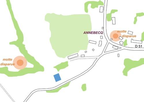 LES REMPARTS D'ANNEBECQ (Orne)