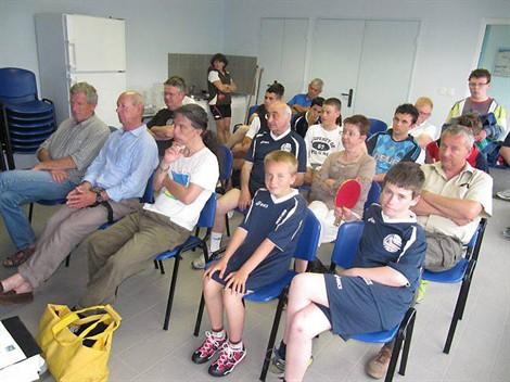 Dès la rentrée, les bénévoles vont se mobiliser en nombre afin que perdure la section tennis de table.