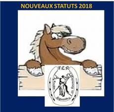 Du nouveau à la F.E.R - Modifications des statuts !