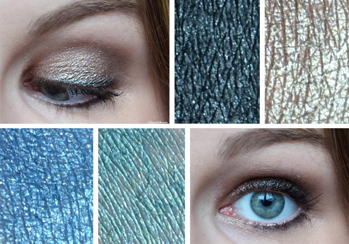 Les Stylos Eyeshadows de Chanel