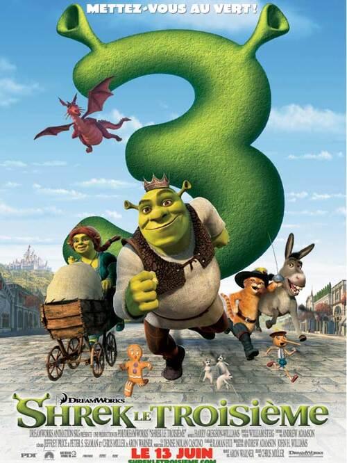 Shrek le troisième