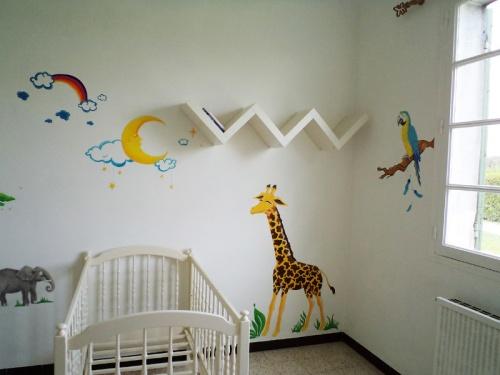 La chambre de mon fils