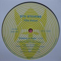 Stu Stevens (The Voice) - Cowboy In Paris (Chacun Fait)