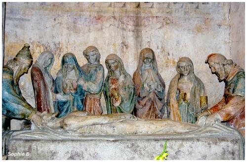 eglise Saint-Cerneuf de Billomn  2 .