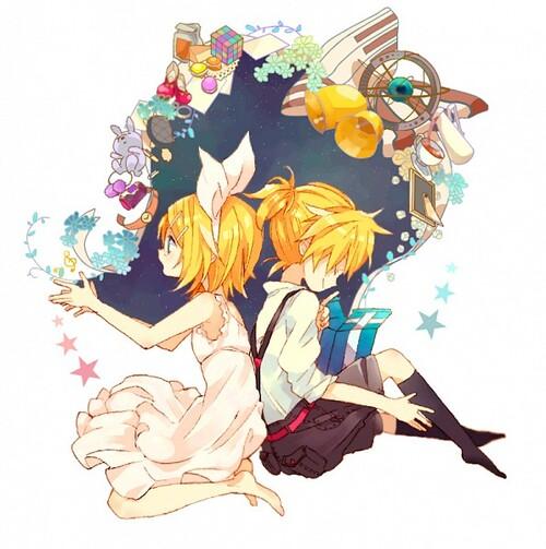 Rin et Len 04