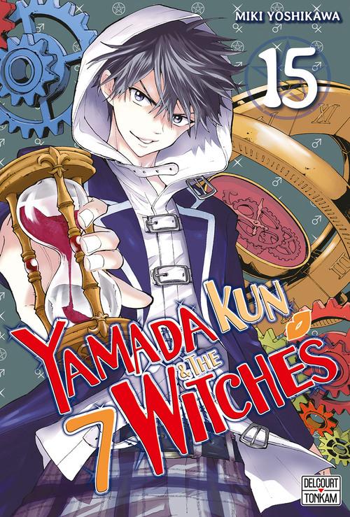 Yamada kun & the 7 witches - Tome 15 - Miki Yoshikawa