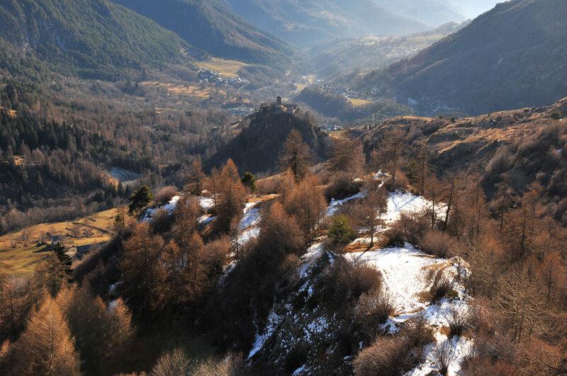 Italie : Fénilliaz l'hiver (#2)