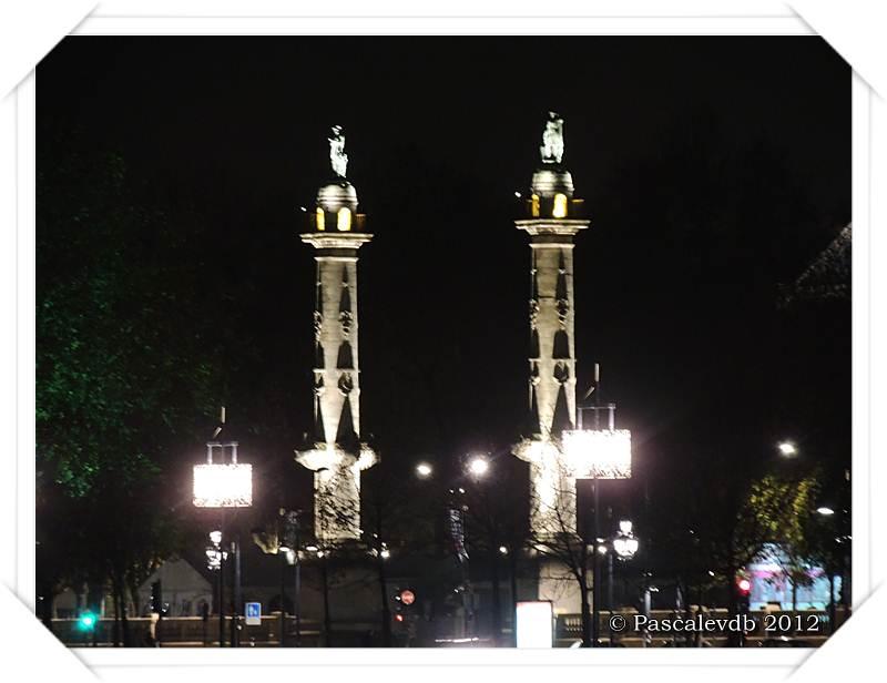 Balade nocturne à Bordeaux - 1/4