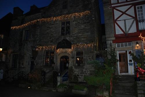 Rochefort en terre en habit de lumière (56220)