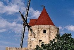 Fontvieille moulin de Daudet