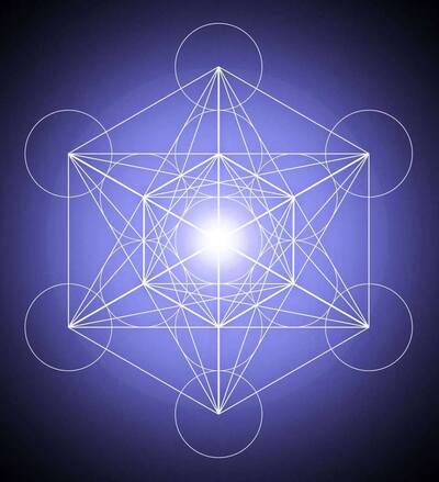 Les codes du cube Métatronique s