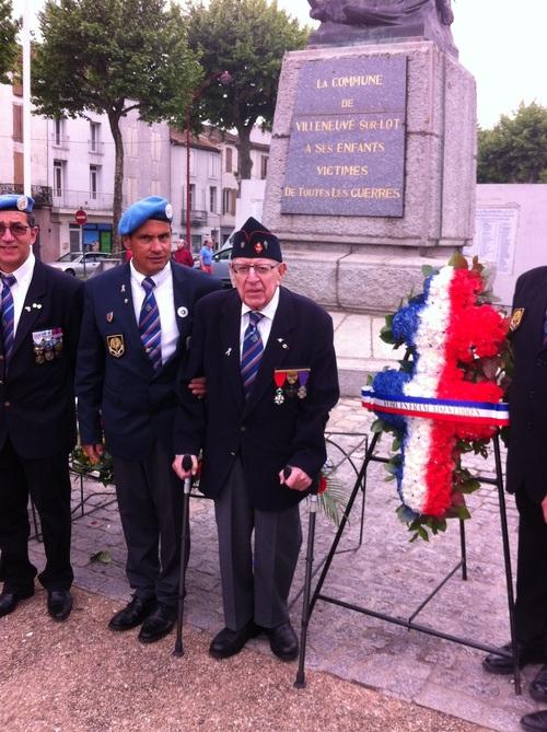 * Commémoration de la VICTOIRE du 8 Mai 1945 dans nos régions...