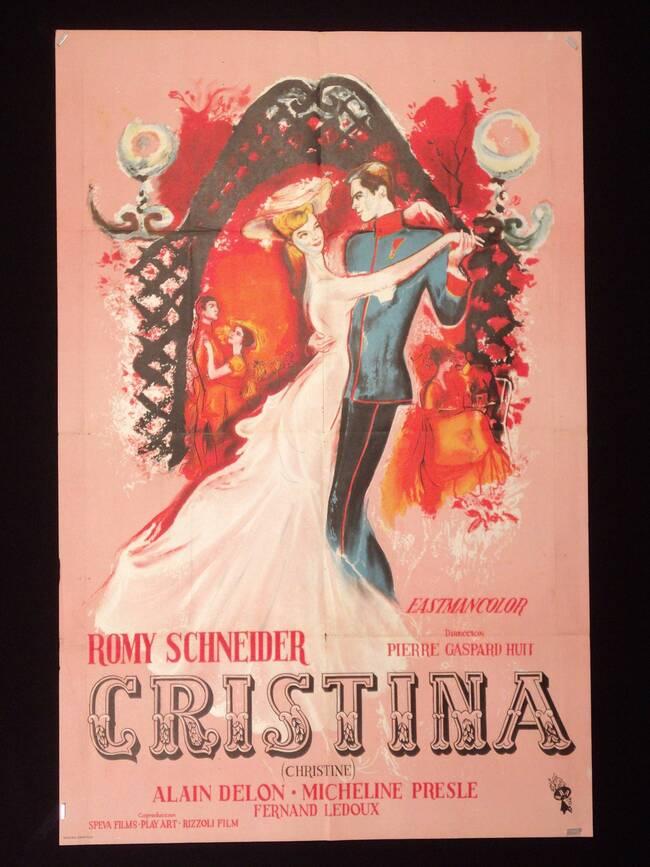 CHRISTINE - BOX OFFICE ROMY SCHNEIDER 1958