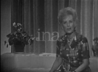 04 juillet 1971 / TELE-DIMANCHE (sans Sheila...)