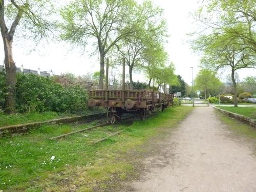 La gare de Ploërmel