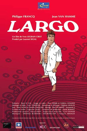 Largo Winch affiche du documentaire
