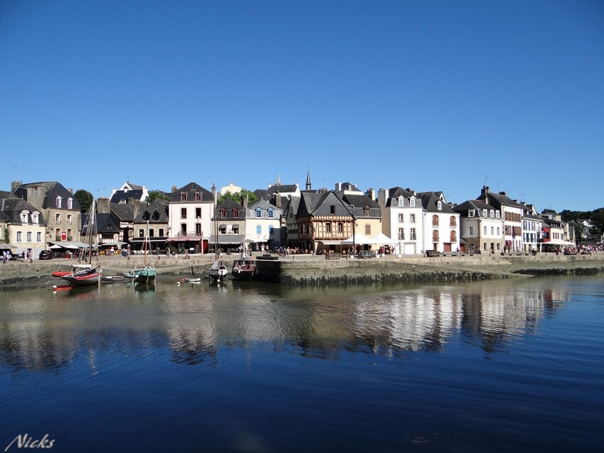 auray ,Saint Goustan,Morbihan.