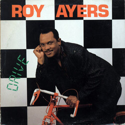 Roy Ayers - Drive - Complete LP