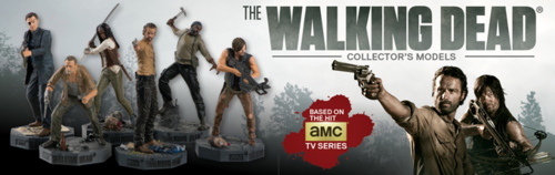 N° 1 Collection officielle des figurines The Walking Dead