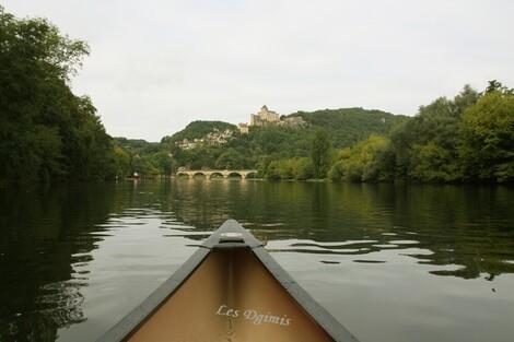Balade sur la Dordogne