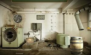 Jouer à Escape Game - Abandoned building escape
