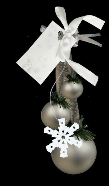 Encore des decors de Noël