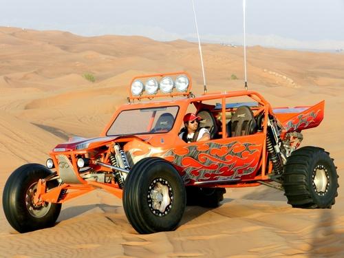 UAE Sortie désert