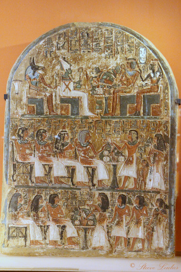 Nouvel Empire, XIXe dynastie, Stèle de l'artisan des tombes royales Irynéfer