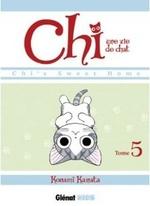 Konami Konata - Chi une vie de chat - tome 5