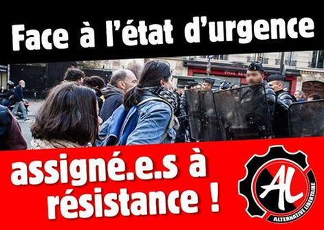 Photo de Alternative Libertaire Nantes.