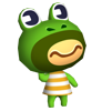 Prince animal crossing WII