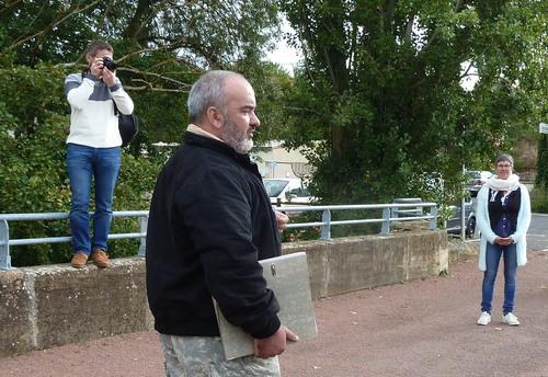 Les Amis du Pont-Paillat à Thouars....