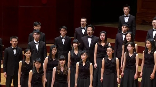 NATIONAL TAIWAN UNIVERSITY CHORUS - Money Money Money (Abba) (Chorales)