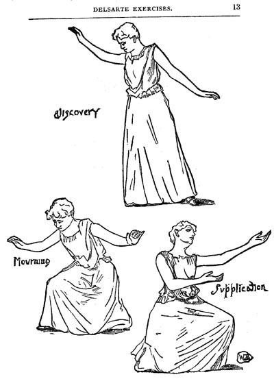 La Danse libérée...